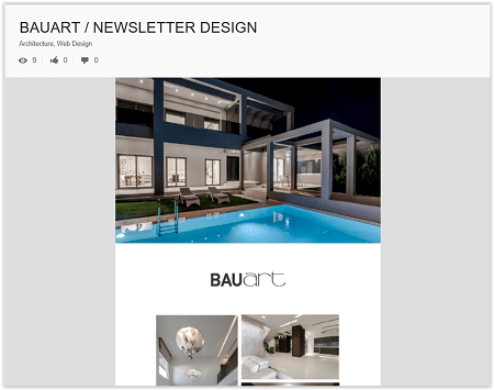 BAUart Newsletter